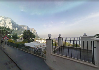 Appartamento all'asta via Castello, Capri