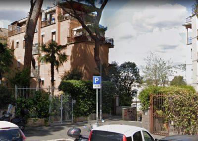 Appartamento all'asta via Luigi Amedeo Melegari, Roma