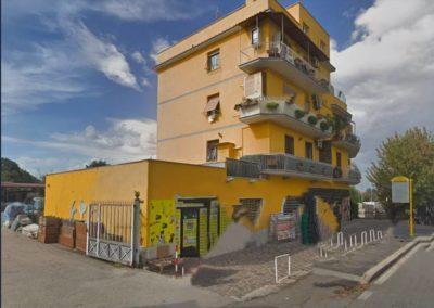Appartamento all'asta via del Casale di San Basilio 190, Roma