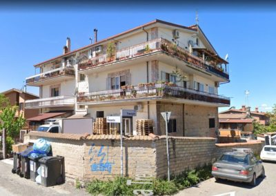 Appartamento all'asta via Rezzato 109, Roma
