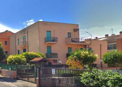 Appartamento all'asta via Salvatore Barzilai 115B, Roma