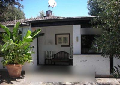 Villa all'asta via Cantalice 19, Roma