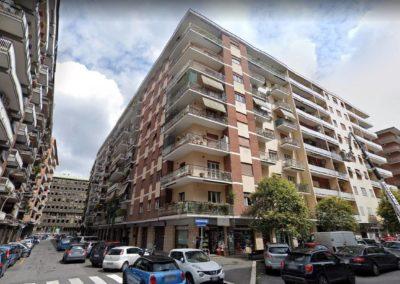 Appartamento all'asta via Guglielmo Ciamarra 8, Roma