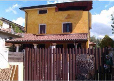Villa all'asta via Rometta 136, Roma