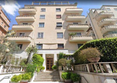Appartamento all'asta via Alberto Caroncini 51, Roma