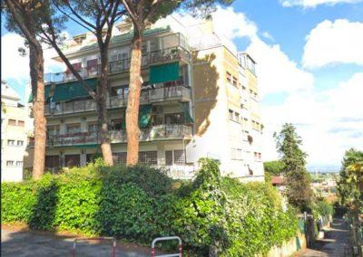 Appartamento all'asta via Acquapendente 15, Roma