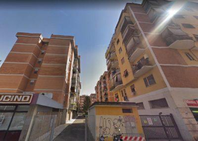 Appartamento all'asta via Pescaglia 9, Roma