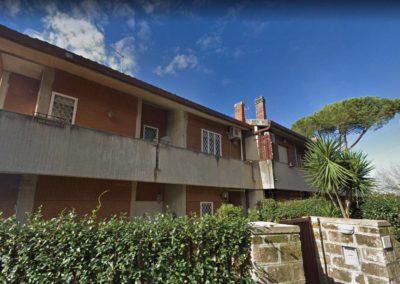 Appartamento all'asta via Rubra 58, Roma