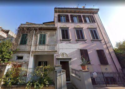 Appartamento all'asta via Braccio da Montone 29, Roma