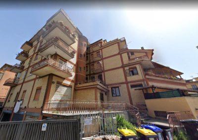 Appartamento all'asta via Mezzoiuso 38, Roma