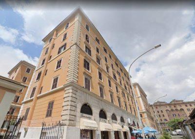Appartamento all'asta via Orvieto 24, Roma