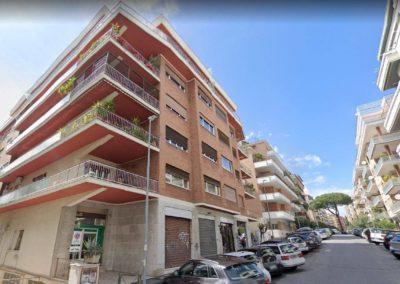 Appartamento all'asta via Filippo Nicolai 87, Roma