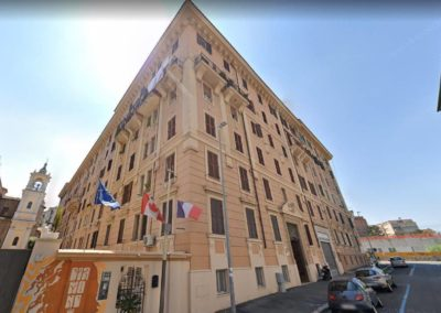 Appartamento all'asta via Paolo II 9, Roma