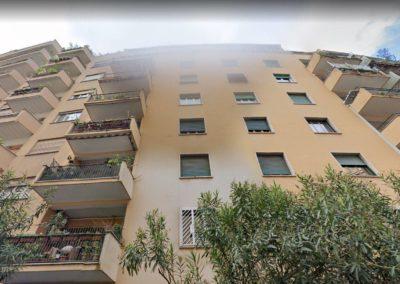 Appartamento all'asta via Tripoli 13, Roma