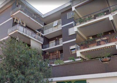 Appartamento all'asta via Valsavaranche 73, Roma